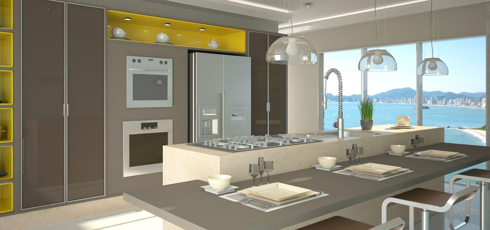 Vitta Ambientes Planejados 187 Cozinha