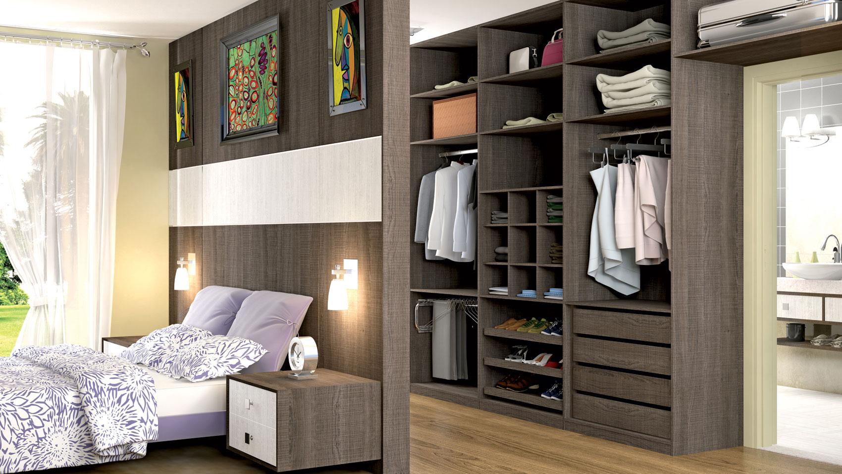 Vitta ambientes planejados closet for Closet de dormitorio